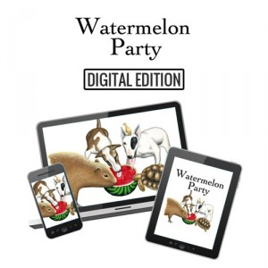 Watermelon Party Digital